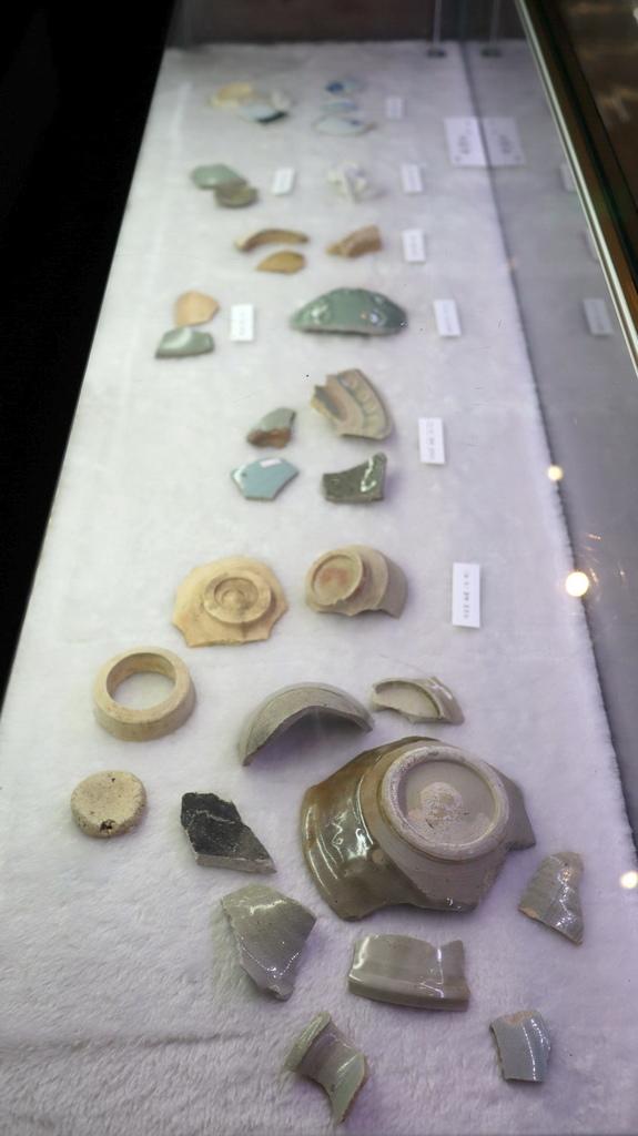 2020桃園親子景點 侏羅紀博物館 化石清修diy 恐龍化石 寶石原礦 (52)_exposure.JPG