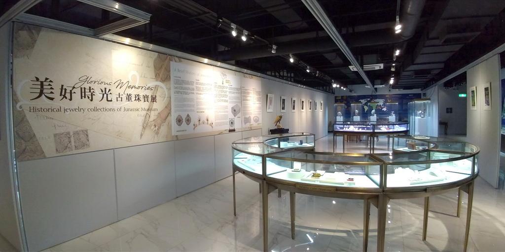 2020桃園親子景點 侏羅紀博物館 化石清修diy 恐龍化石 寶石原礦 (45)_exposure.jpg