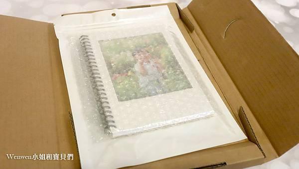 成長紀錄 fun-幸福雲端印刷平台 甜蜜婚紗蝴蝶本 (21).JPG