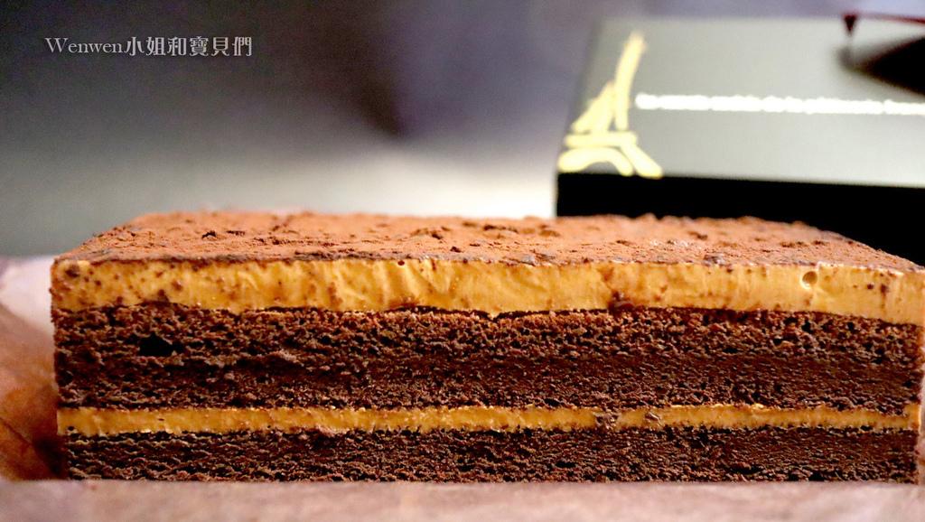 2020彌月試吃  法國的秘密甜點 鹽之花焦糖巧克力蛋糕 (3).JPG