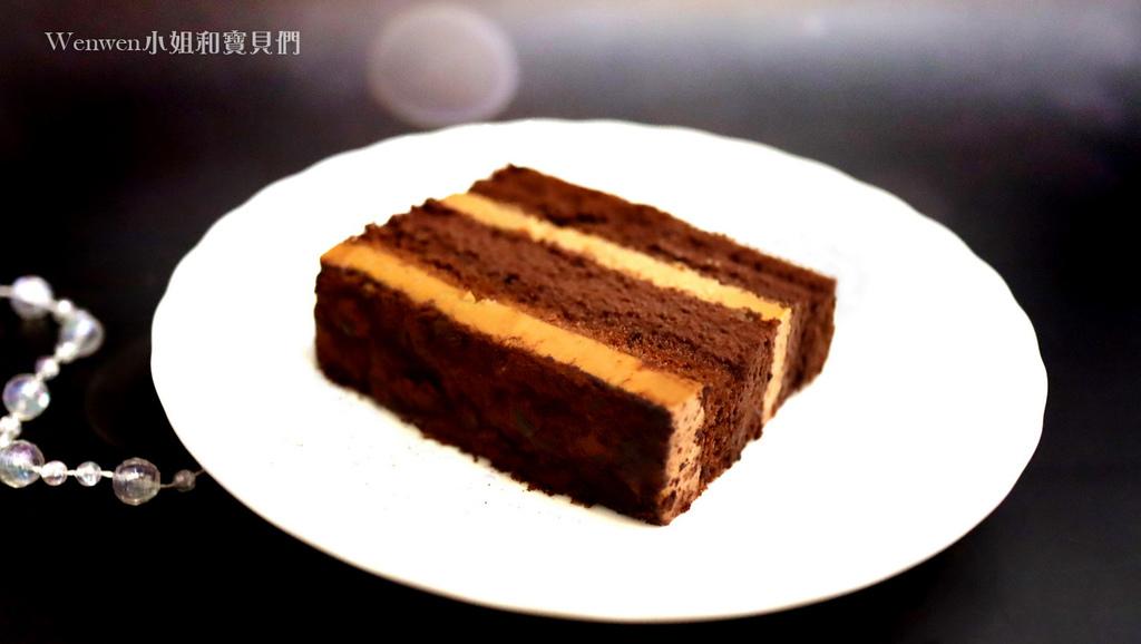 2020彌月試吃  法國的秘密甜點 鹽之花焦糖巧克力蛋糕 (6).JPG