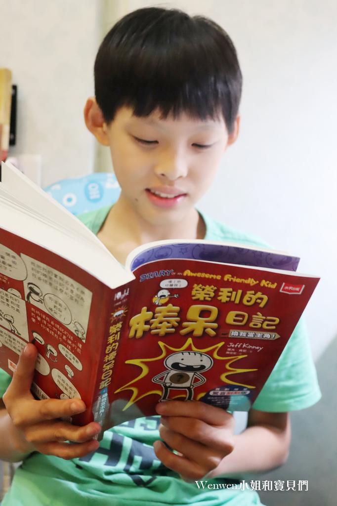 2020中高年級閱讀推薦 小天下榮利的棒呆日記中英對照童書 (2).jpg