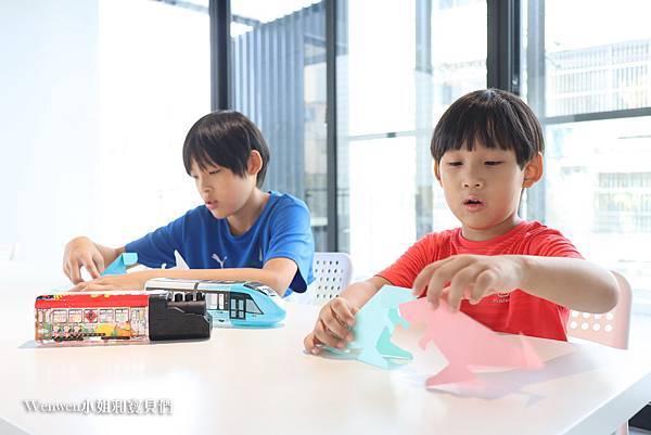 2020.06 台中新景點紙博館Paper Museum 免門票親子景點 (28).JPG
