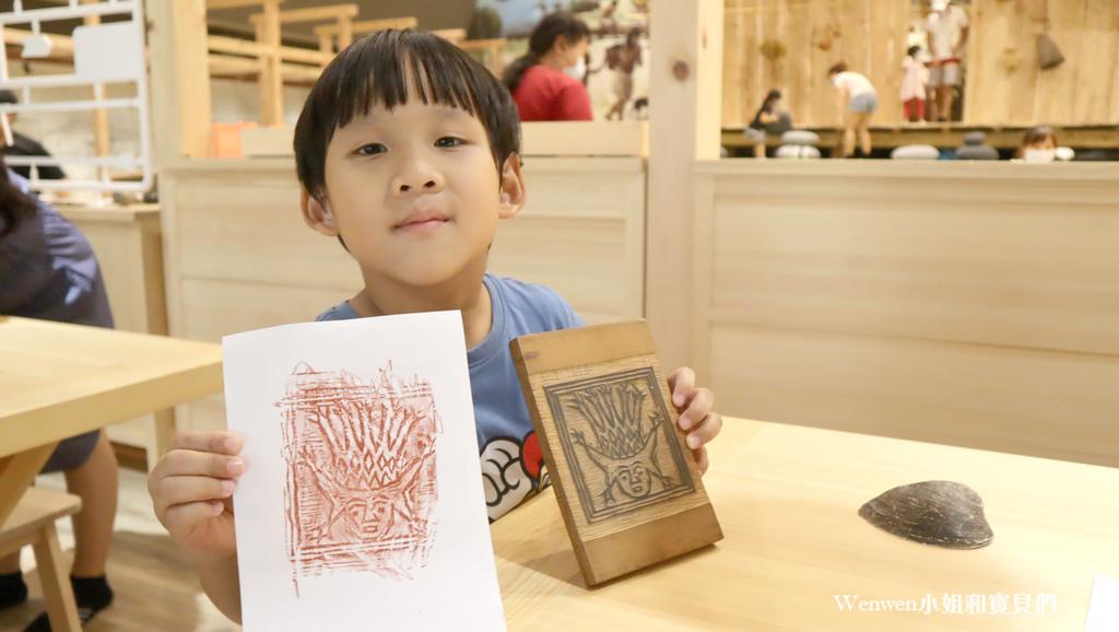 2020宜蘭親子景點 蘭陽博物館兒童考古體驗    KIDS  考古 (25).JPG
