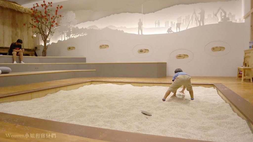 2020宜蘭親子景點 蘭陽博物館兒童考古體驗    KIDS  考古 (28).JPG