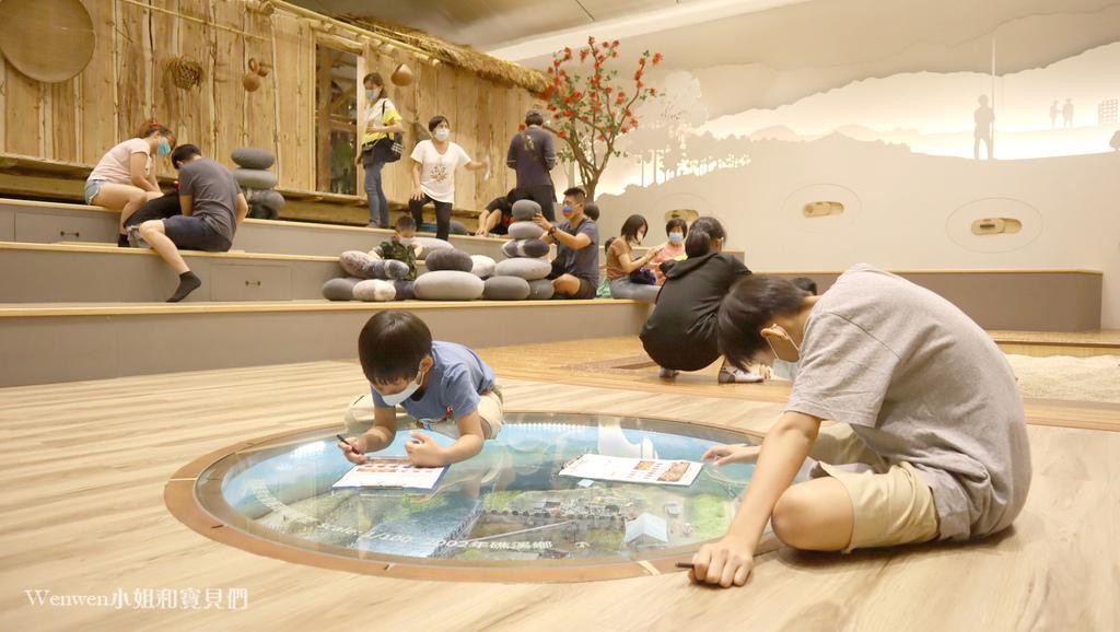 2020宜蘭親子景點 蘭陽博物館兒童考古體驗    KIDS  考古 (27).JPG