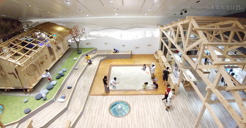 2020宜蘭親子景點 蘭陽博物館兒童考古體驗 KIDS 考古 (1).jpg