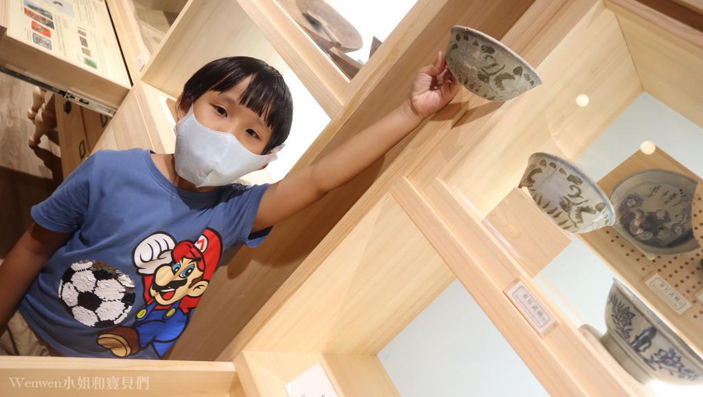 2020宜蘭親子景點 蘭陽博物館兒童考古體驗    KIDS  考古 (9).JPG