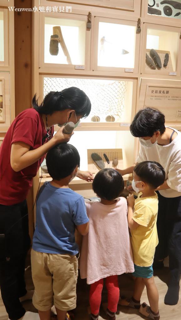 2020宜蘭親子景點 蘭陽博物館兒童考古體驗    KIDS  考古 (14).JPG
