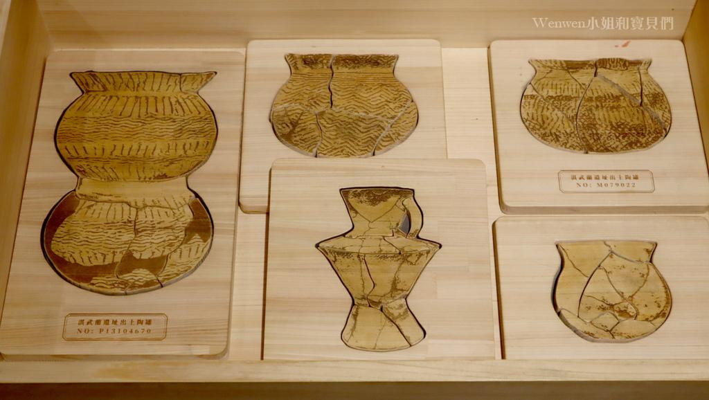 2020宜蘭親子景點 蘭陽博物館兒童考古體驗    KIDS  考古 (13).JPG