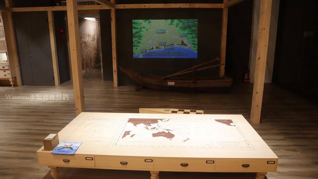 2020宜蘭親子景點 蘭陽博物館兒童考古體驗    KIDS  考古 (17).JPG