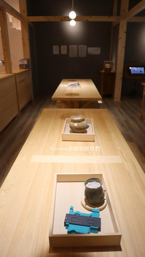 2020宜蘭親子景點 蘭陽博物館兒童考古體驗    KIDS  考古 (15).JPG