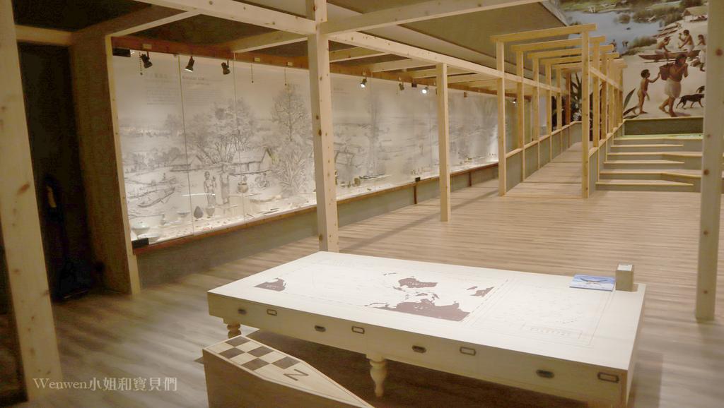 2020宜蘭親子景點 蘭陽博物館兒童考古體驗    KIDS  考古 (16).JPG