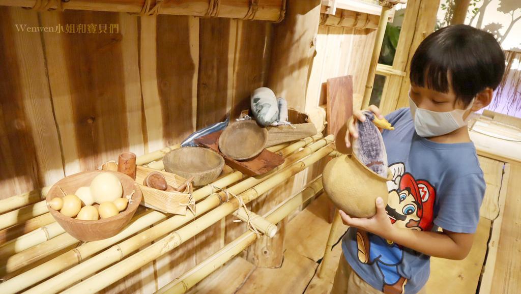 2020宜蘭親子景點 蘭陽博物館兒童考古體驗    KIDS  考古 (22).JPG