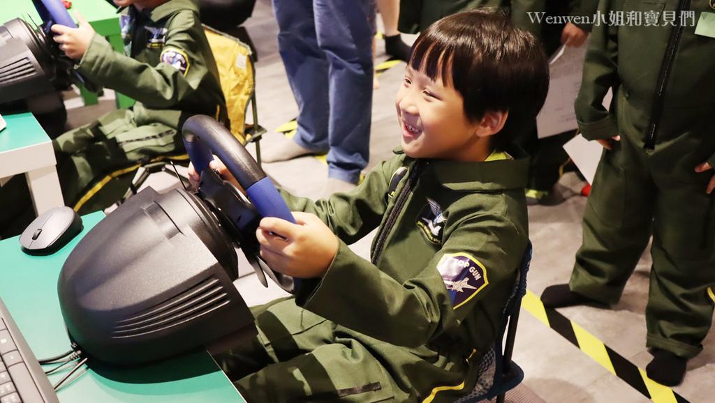 帥氣小小飛行員 F16飛行體驗 (27).JPG