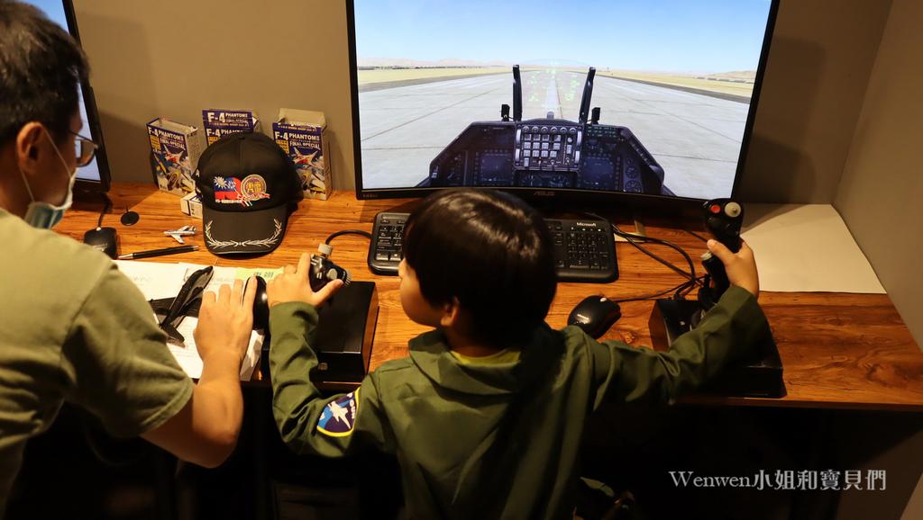 帥氣小小飛行員 F16飛行體驗 (36).JPG