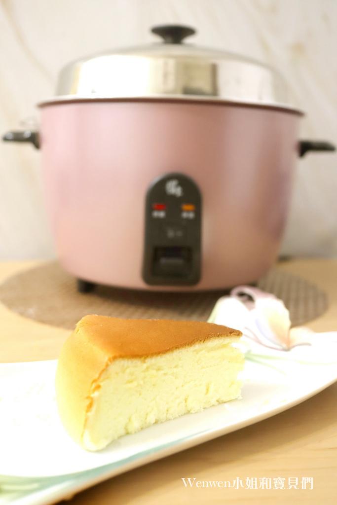 電鍋米蛋糕食譜 鍋寶萬用316分離式電鍋 不沾外鍋做蛋糕 (12).JPG