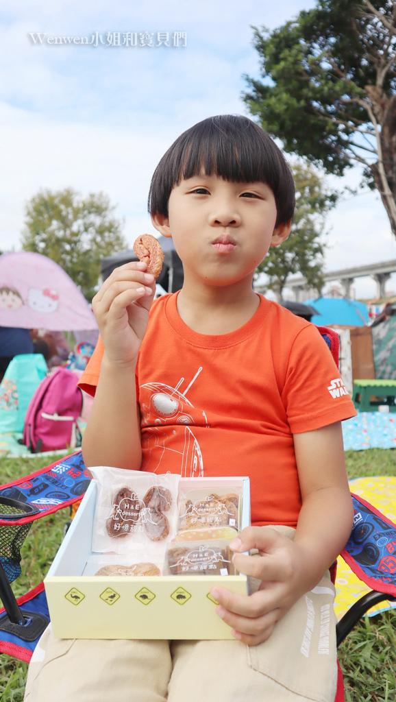 彌月禮盒推薦 好憶甜點H%26;E dessert 手工餅乾全新包裝 (9).JPG