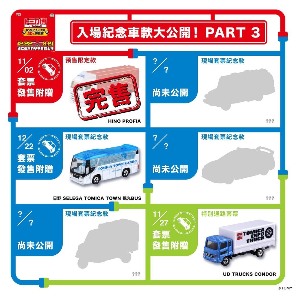 TOMICA小汽車展 現場套票入場紀念車款.jpg