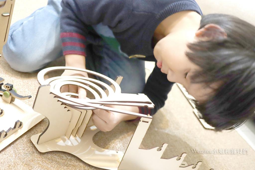 2021小學生玩具推薦 STEM玩具 印度Smartivity骨牌效應 (9).JPG