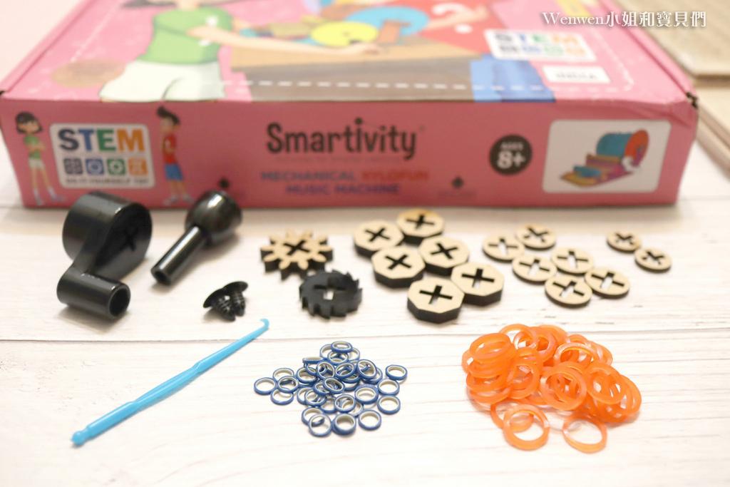 2021小學生玩具推薦 STEM玩具 印度Smartivity機械音樂盒 (1).JPG