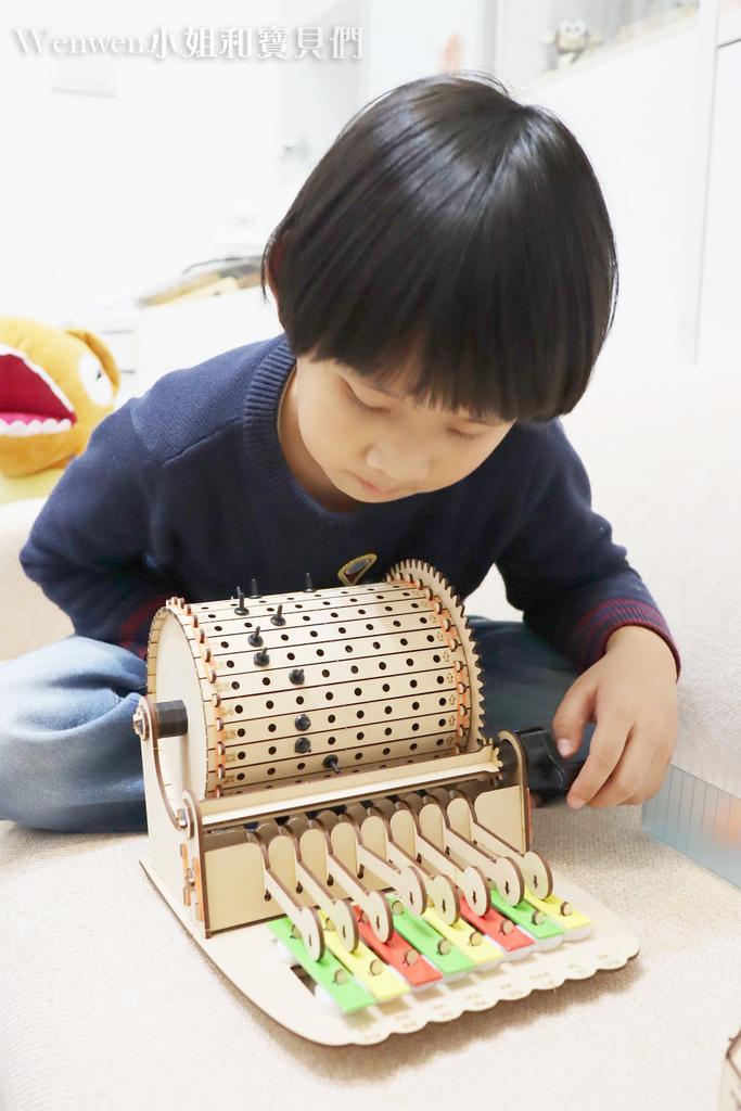 2021小學生玩具推薦 STEM玩具 印度Smartivity機械音樂盒 (7).JPG