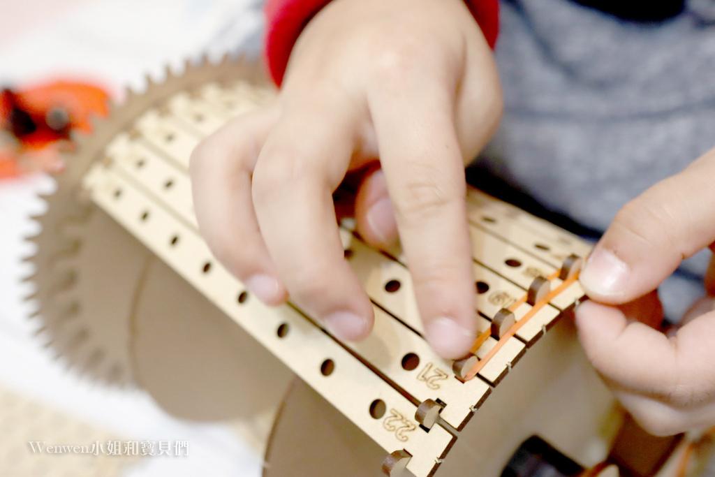 2021小學生玩具推薦 STEM玩具 印度Smartivity機械音樂盒 (12).JPG