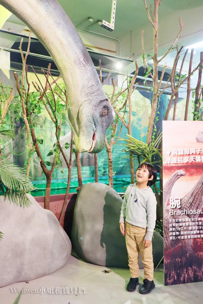 2021寒假展覽 諸羅紀恐龍水世界嘉義站 嘉義親子展覽室內景點 (23).JPG