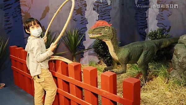 2021寒假展覽 諸羅紀恐龍水世界嘉義站 嘉義親子展覽室內景點 (29).JPG