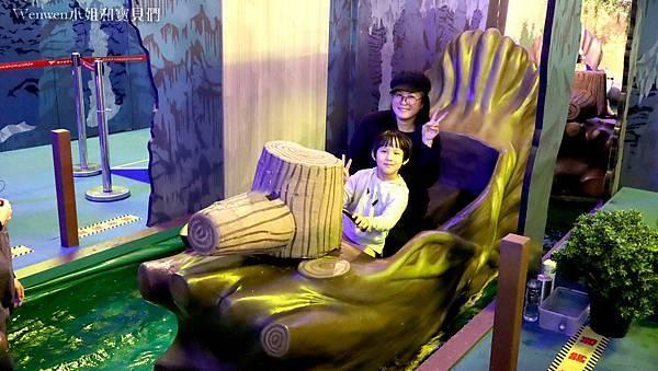 2021寒假展覽 諸羅紀恐龍水世界嘉義站 嘉義親子展覽室內景點 (6).JPG