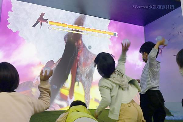 2021寒假展覽 諸羅紀恐龍水世界嘉義站 嘉義親子展覽室內景點 (11).JPG