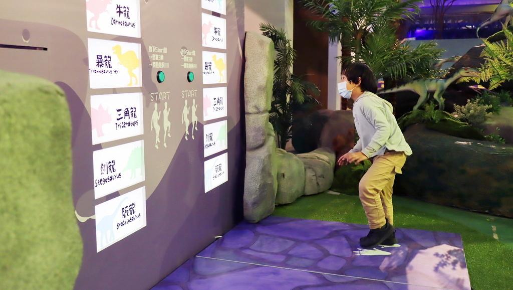 2021寒假展覽 諸羅紀恐龍水世界嘉義站 嘉義親子展覽室內景點 (14).JPG