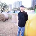 2021台北市美堤河濱公園大南瓜 稻草捲心酥 (2).jpg