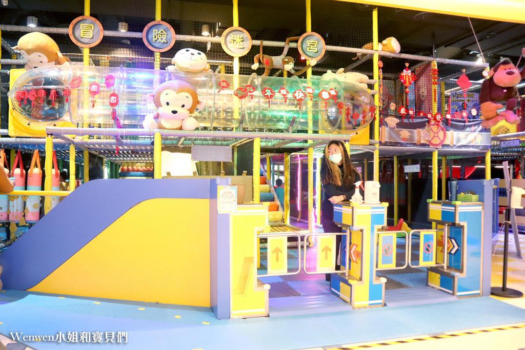 2021台北室內親子景點大直ATT爬爬客親子樂園 (3).JPG