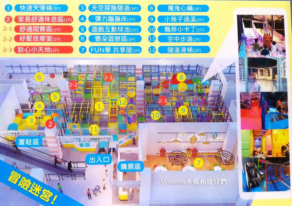 2021台北室內親子景點大直ATT爬爬客親子樂園 (4).jpg