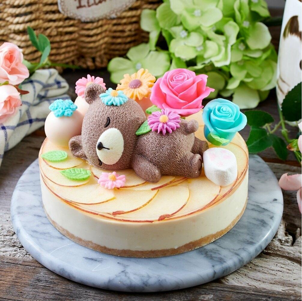 花園腳印生日蛋糕 母親節蛋糕.jpg