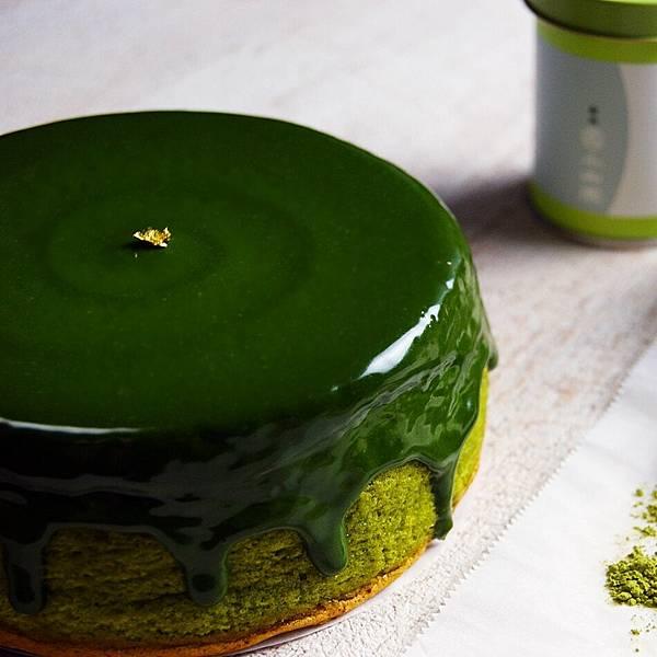 黑手甜點6吋小山園抹茶生巧克力蛋糕.jpg