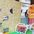 2021台北華山文創園區 桂冠湯圓聯名天竺鼠車車快閃店 送天竺鼠車車口罩 (5).jpg