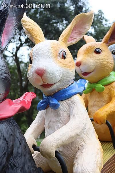 2021宜蘭新景點 礁溪幾米兔 礁溪轉運站 礁溪溫泉公園幾米兔 (9).JPG