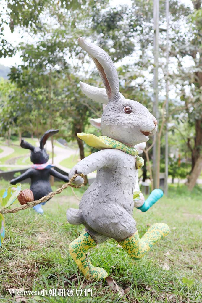 2021宜蘭新景點 礁溪幾米兔 礁溪轉運站 礁溪溫泉公園幾米兔 (16).JPG