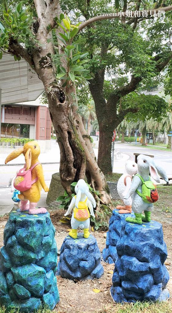 2021宜蘭新景點 礁溪幾米兔 礁溪轉運站 礁溪溫泉公園幾米兔 (33).jpg