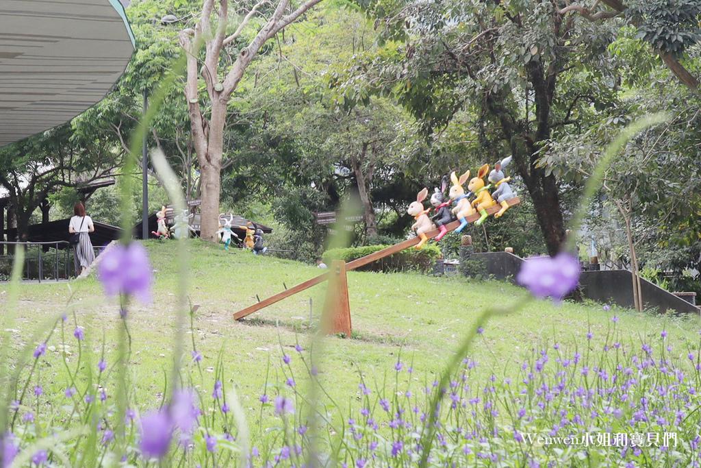 2021宜蘭新景點 礁溪幾米兔 礁溪轉運站 礁溪溫泉公園幾米兔 (6).JPG