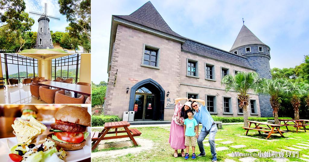 宜蘭景點 金車伯朗咖啡城堡一館二館美味早餐.jpg
