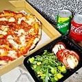 2021國父紀念館美食 Osteria Rialto雅朵義大利餐館外帶披薩優惠雙人餐 (27).jpg