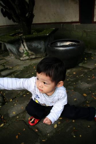 2010.11.20 親子遊  林家花園 (林本源園邸)