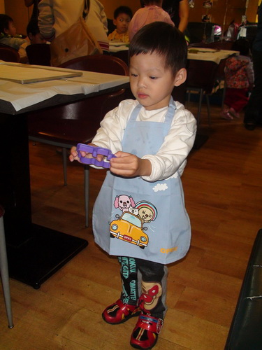 2010.11.22 咖博館作餅乾
