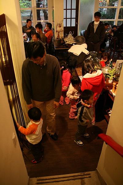 2011.01.15 小騎士迎春聚餐 新店蕃茄主義 (45).JPG