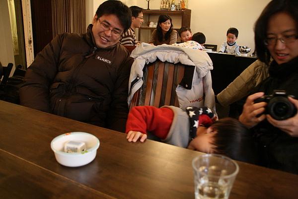 2011.01.15 小騎士迎春聚餐 新店蕃茄主義 (9).JPG