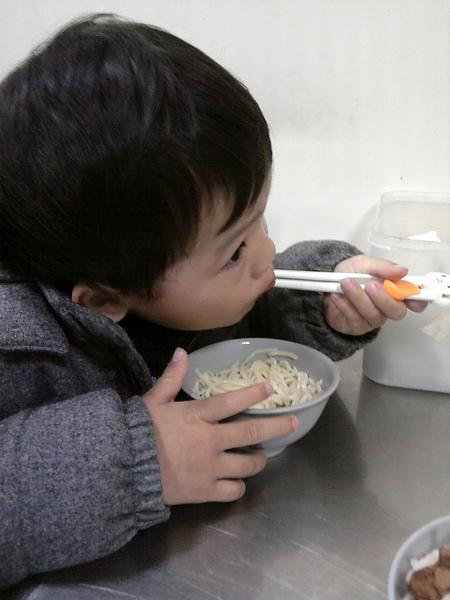 2011.01.03 吃麵