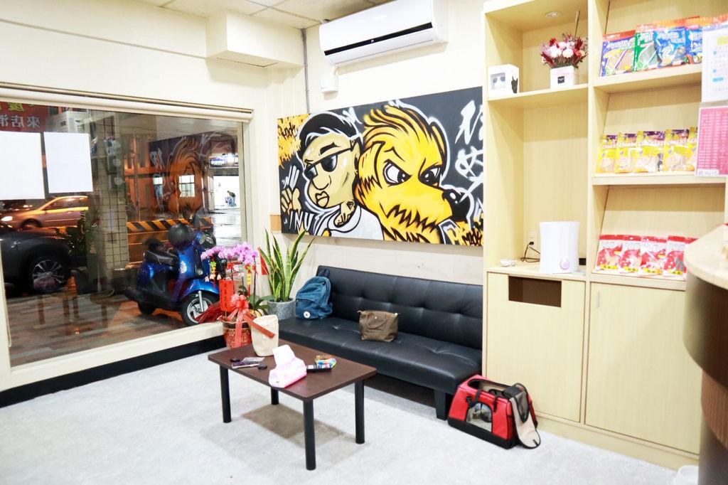 【台南中西區寵物美容推薦】伊努寵物SPA美容沙龍,專業的台南寵物洗澡美容